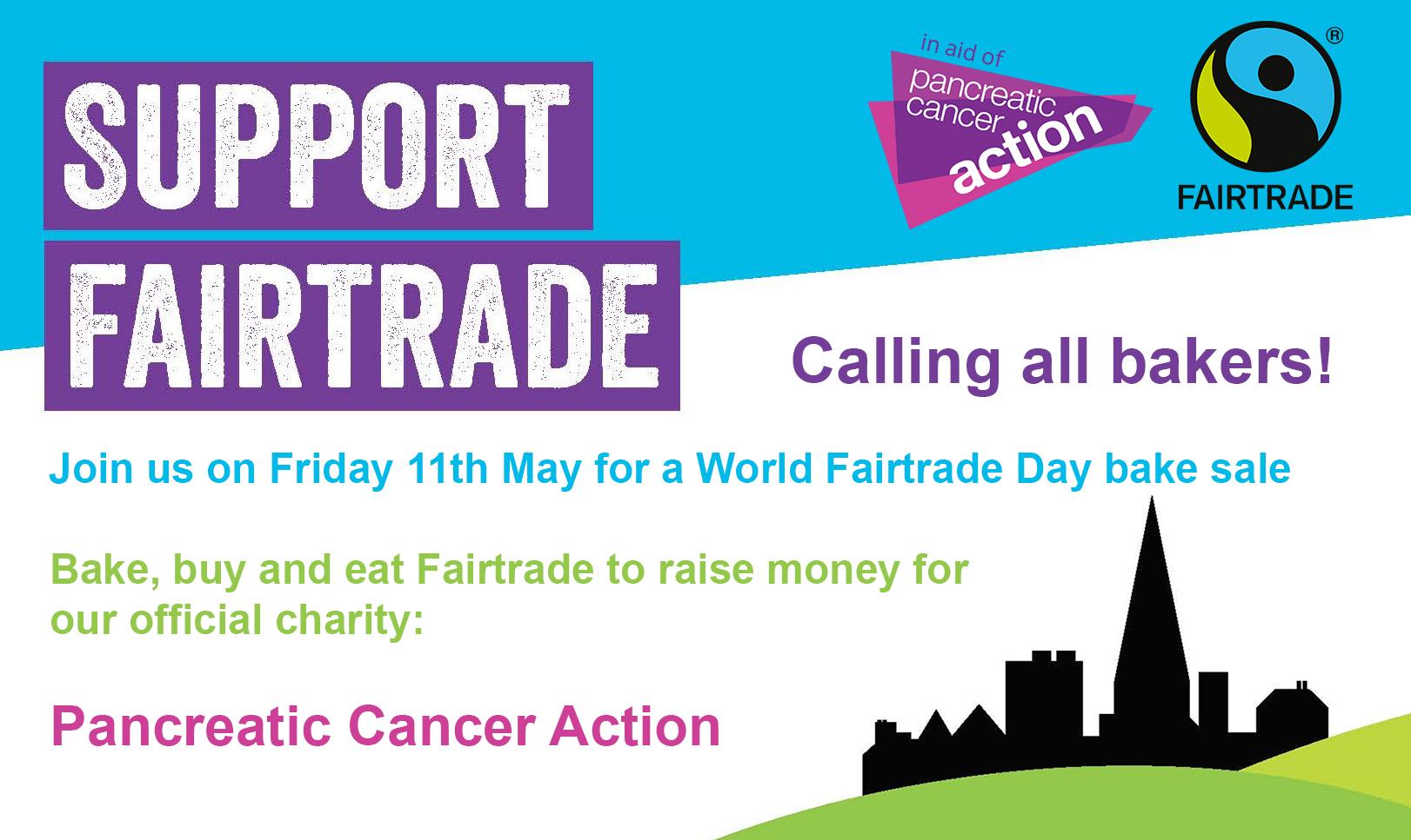 Fairtrade bake sale