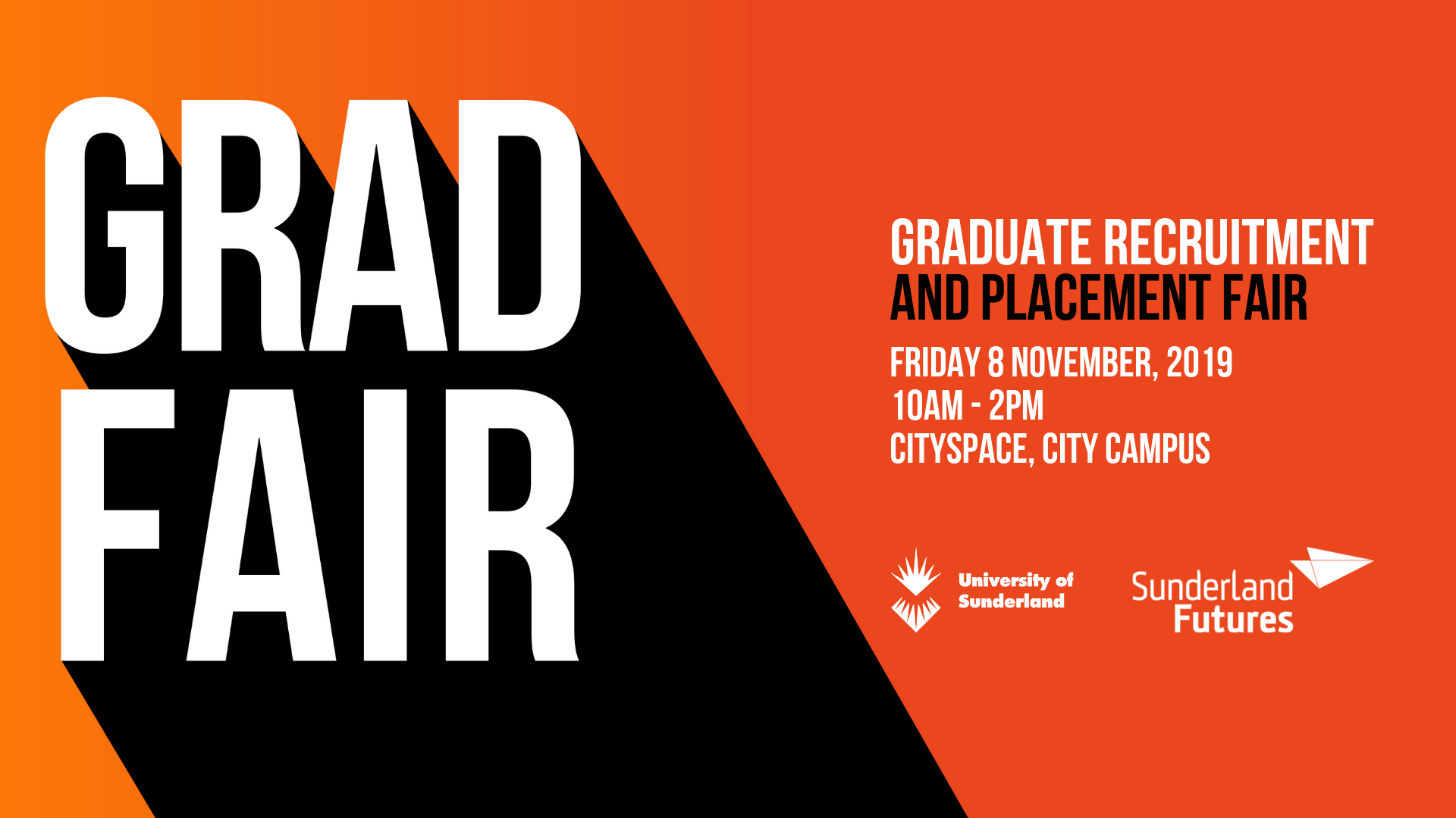 Graduate Recruitment & Placement Fair 2019
