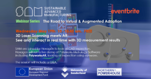 CAD inspection and Augmented Reality free webinar